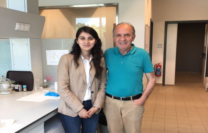 Azra Kocaarslan, member of Yagci Lab, has successfully defended her MSc thesis.